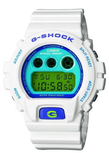Casio Men's DW6900CS-7 G-Shock Tough Culture