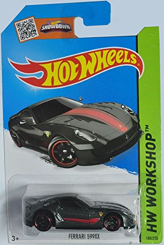 2015 Hot Wheels Hw Workshop: Ferrari 599XX
