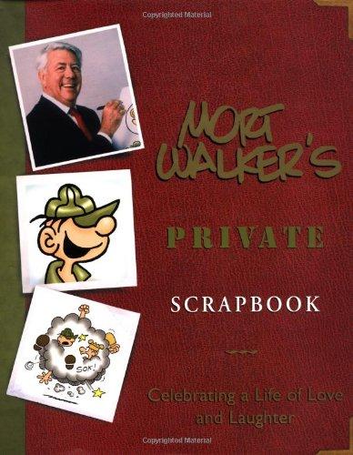 Mort Walker's Private Scrapbook