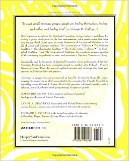 A Spiritual Formation Workbook Revised Edition Small border=