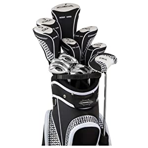 Adams Lady Idea A12 OS Premium Complete Set - Links by Adams Golf