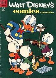 Walt Disney's Comics and Stories No. 172 Cover Art Poster