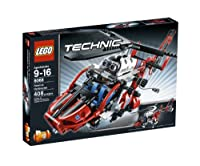 LEGO Technic Rescue Helicopter 8068 by LEGO