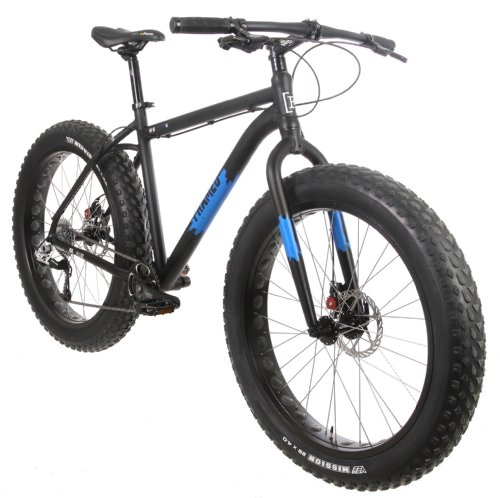 Lowest Prices! Framed Minnesota 1.0 Fat Bike Black