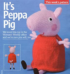 Knitting Patterns Peppa Pig Toys : FREE PEPPA PIG TOY KNITTING PATTERN   KNITTING PATTERN