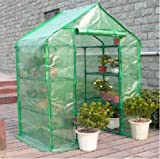 High Quality Portable Green House w/ Shelves