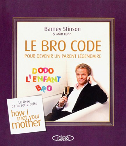 Code pdf barney stinson bro