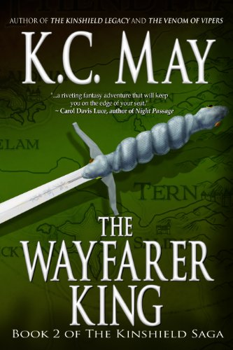 E-book - The Wayfarer King by K.C. May