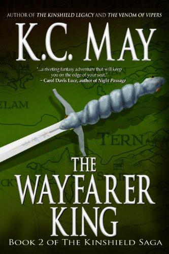 E-book - The Wayfarer King by K.C. May