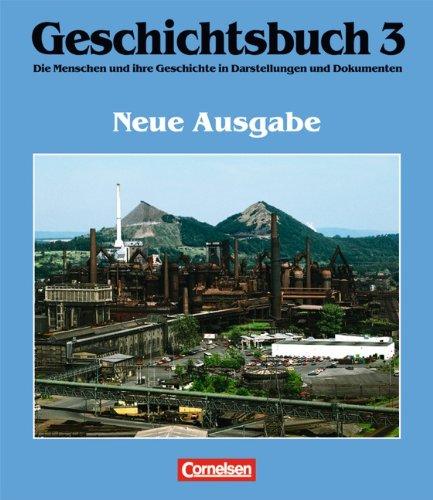 Geschichtsbuch, Die Menschen und ihre Geschichte in Darstellungen und Dokumenten, Bd.3, Vom Zeitalter des Absolutismus b