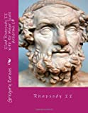 Iliad Rhapsody II with Eb Major Scale Atherma C#: Volume 2