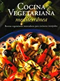img - for Cocina vegetariana mediterranea (Cocina vegetariana series) book / textbook / text book