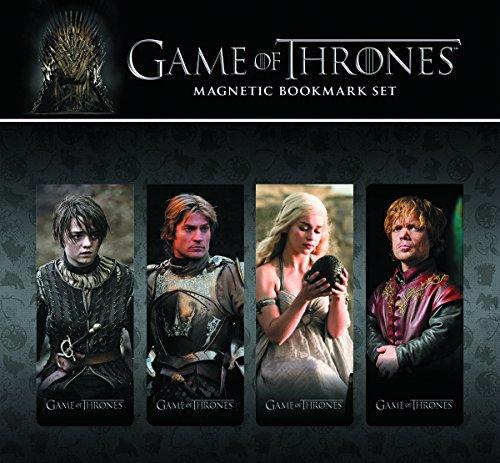 Dark Horse Deluxe Game of Thrones: Magnetic Bookmark Set 2