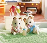 51xc59eSwnL. SL160  Calico Critters Buttercup Cat Twins