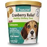 NaturVet Cranberry Relief Plus Echianecea Soft Chew - 60ct