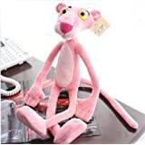 GRHOSE The mischievous pink panther Plush Doll 20
