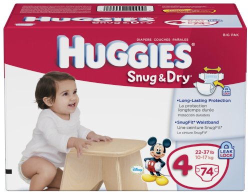 Huggies Little Movers Diapers, Step 4, Big Pack, 60 Count by Huggies. $ Huggies little movers diapers are shaped to fit babies on the go, and come with the proven leakage protection of the Huggies leak lock system. Plus, Huggies little movers diapers are .