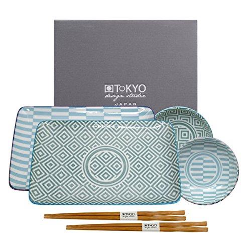 tokyo-design-studio-geometric-eclectic-sushi-juego-completo-6-piezas-para-2-personas-2-sushi-platos-