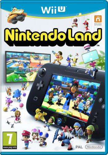 Nintendo Land [import anglais – jouable en français]
