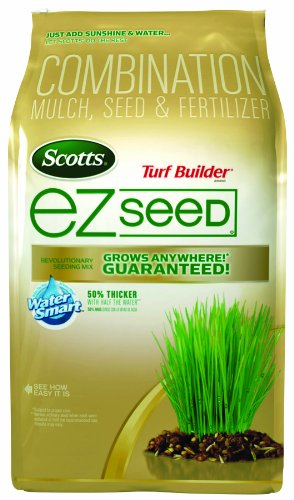 Scotts 17432 Turf Builder EZ Seed Grass Mix, 20-Pound