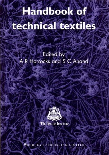 Handbook of Technical Textiles (Woodhead Publishing Series in Textiles)