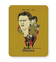 PosterGuy Mouse Pad - Blood-Diamond Leonardo, Leonardo Di Caprio, Hollywood, Personality