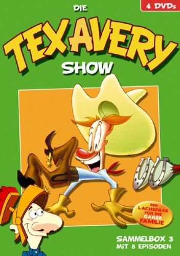 Die Tex Avery Show - Sammelbox 3 [4 DVDs]