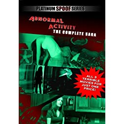 Abnormal Activity: The Complete Saga (Unrated)