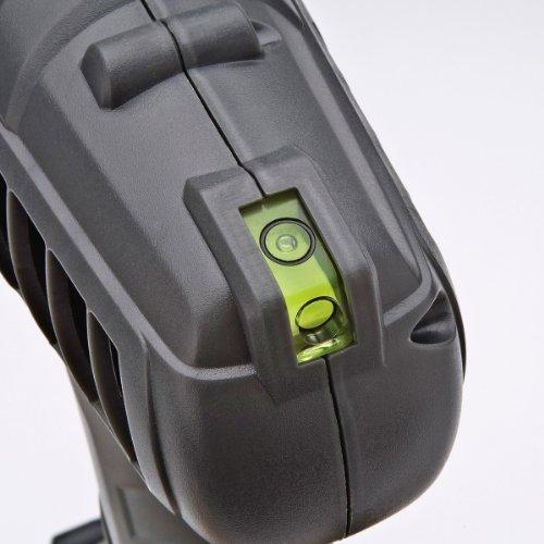 Genesis Gcd18bk 18v Cordless Drill Driver Kit Grey 3 8