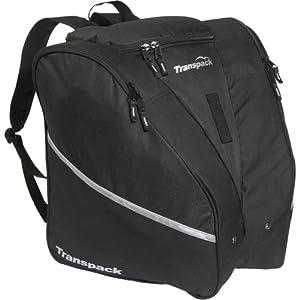Transpack Edge Boot & Gear Bag (Black)