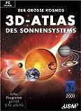 Der große Kosmos 3D-Atlas des Sonnensystems hergestellt von United Soft Media Verlag GmbH
