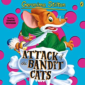 Attack of the Bandit Cats Audiobook