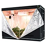 "Earth Worth 96""X48""X78"" Mylar Hydro Shanty Hydroponics Indoor Grow Tent - Earth Worth Quality at an Affordable Price!"