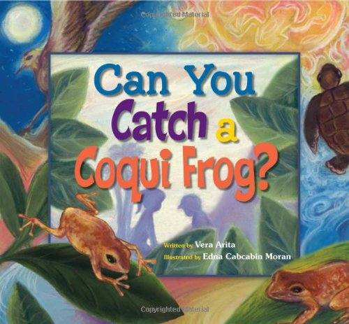 Can You Catch a Coqui Frog
