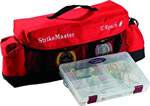 Strike Master Ice Augers Tony Roach Ice Troller Bag by Strike Master