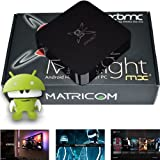 G-Box Midnight MX2 Android 4.2 Jelly Bean Dual Core XBMC Streaming Mini HTPC TV Box Player by Matricom