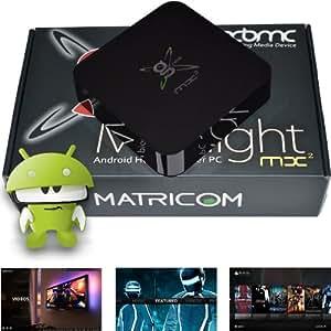 MatricomⓇ G-Box MX2 Dual Core XBMC Android 4.2 TV Box + Special Edition XBMC [NEWEST VERSION]