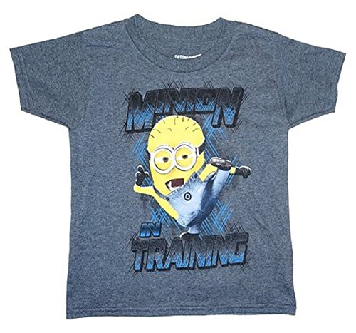 Minion in Training T-Shirt, Size S (6/7)
