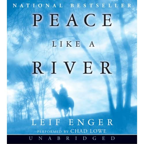 What I'm Reading: Peace like a River, Leif Enger