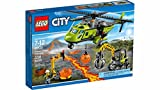 Toy - LEGO City 60123 - Vulkan-Versorgungshelikopter