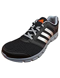 adidas Men's Synthetic Performance Breeze Running Sneakers