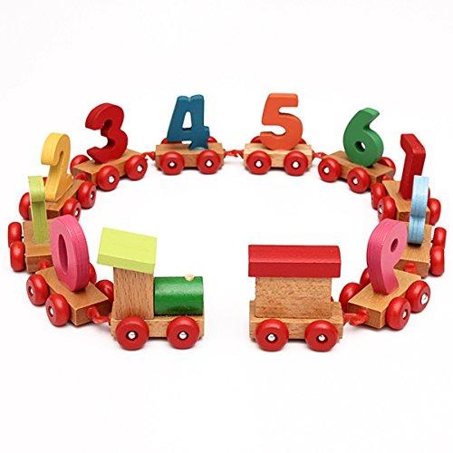 Kid Wooden Cartoon Alphabet ABC XYZ Educational Toy Baby Toddler