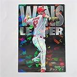 2016カルビープロ野球カード第2弾■スペシャルボックス限定■WL-10/ジョンソン/広島 ≪チーム最多勝カード≫