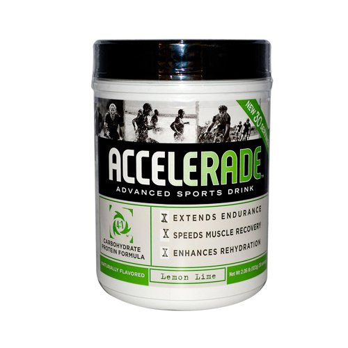 PacificHealth Labs Accelerade Advanced Sports Drink Lemon Lime - 2.06 lbs