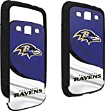 Skinit Baltimore Ravens for Infinity Case for Samsung Galaxy S III / S3 Amazon.com