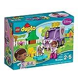LEGO DUPLO Brand Disney 10605 Doc McStuffins Rosie the Ambulance Building Kit