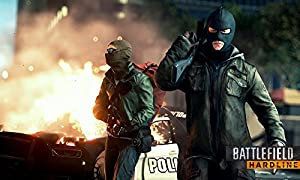 Sony - Battlefield : Hardline Occasion [ PS4 ] - 5030937112427