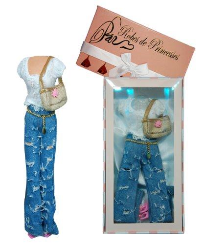 ropa-COOL-para-la-mueca-Barbie-Disney-y-otras-muecas