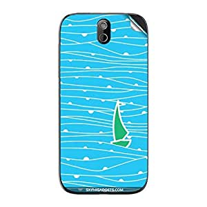 Skin4Gadgets Boat Pattern Phone Skin STICKER for HTC 608T