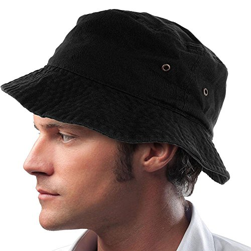 Black_(US Seller) Hunting Fishing Outdoor Cap Hat visor Summer Camping (What City Is Central Michigan In)